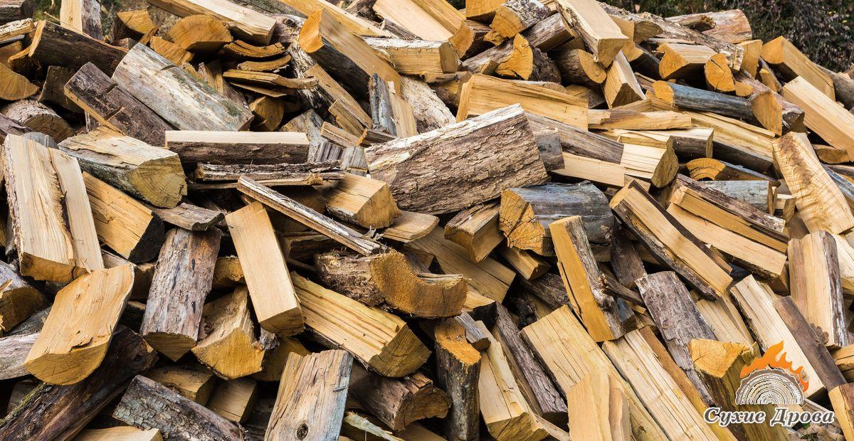 Осиновые дрова для отопления