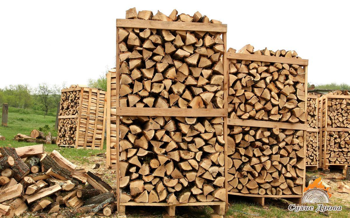 Сколько дров нужно на зиму