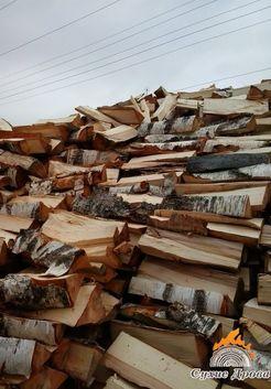 5 кубов березовых дров