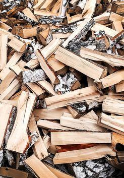 березовые дрова для дачи
