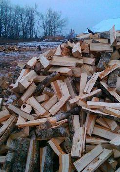 дрова для дачи