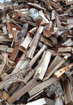 колотые дрова на доставку