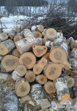 круглые дрова