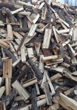 нарубленные дрова